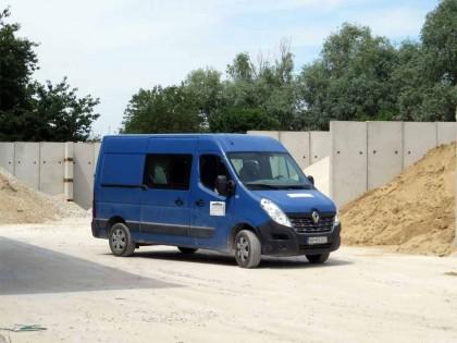 Renault Master dodávka